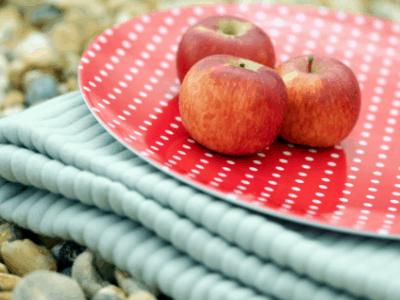 sugar-free apple crisp