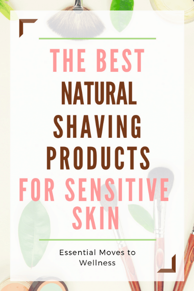 Does your shaving cream leaving your sensitive skin screaming in pain? Try switching to natural shaving products to make your skin smooth and happy. #shaving #naturalshaving #shavingcream #chemicalfree