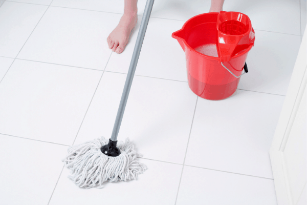 mopping solution for any floor