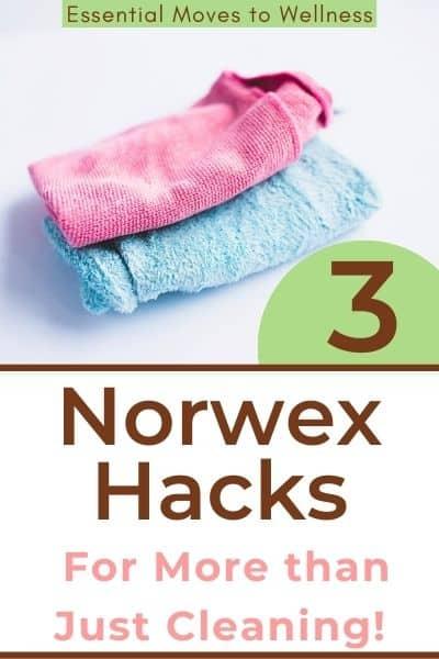 norwex hacks