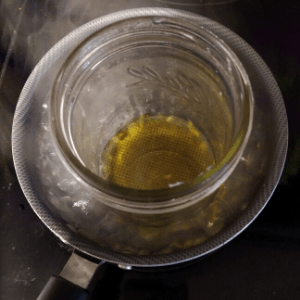 essential oil vapor rub