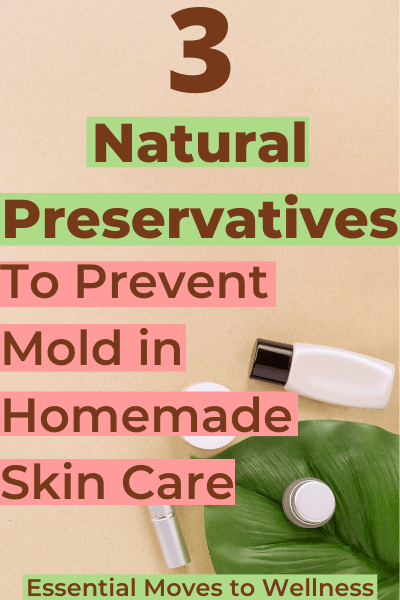 Preservatives may get a bad rap, but did you know that your homemade lotion still needs a preservative? Check out these natural preservatives in skin care! #diyskincare #naturalpreservatives #nontoxic #diylotion