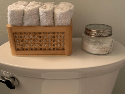 homemade bath soak
