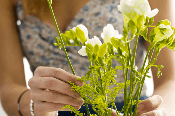 aromatherapy for spring