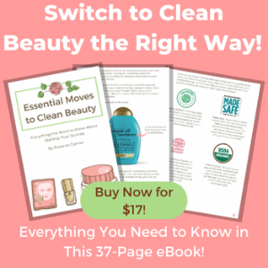 clean beauty for beginners
